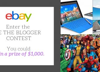 Ultimate Gift Guide Win $1K with 'Be the Blogger' eBay contest Round 4 2016 images