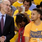 Adam Silver looking to prevent NBA super teams aka Golden State Warriors