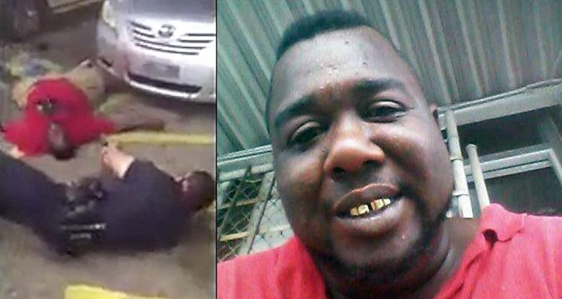 alton sterling shot by baton rouge police