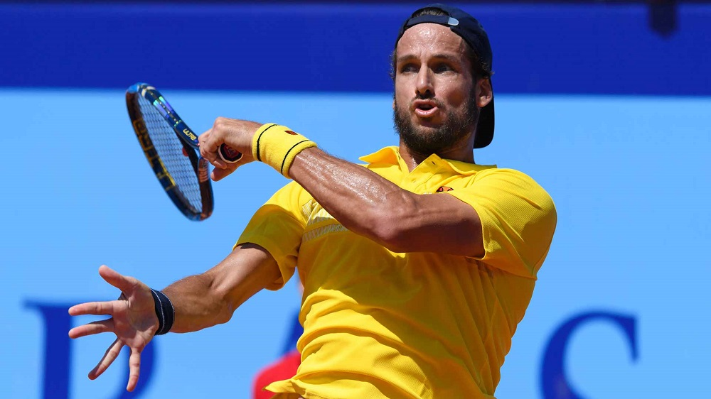 ATP Recap: Feliciano Lopez and Gail Monfils win ATP Titles 2016 images