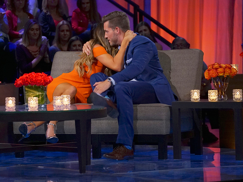 bachelorette jojo fletcher with chase men tell all