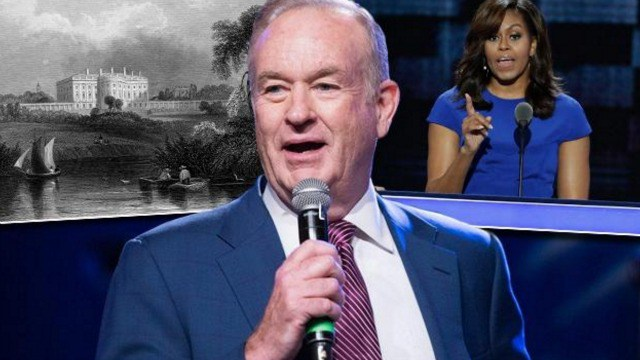 bill oreilly vs michelle obama