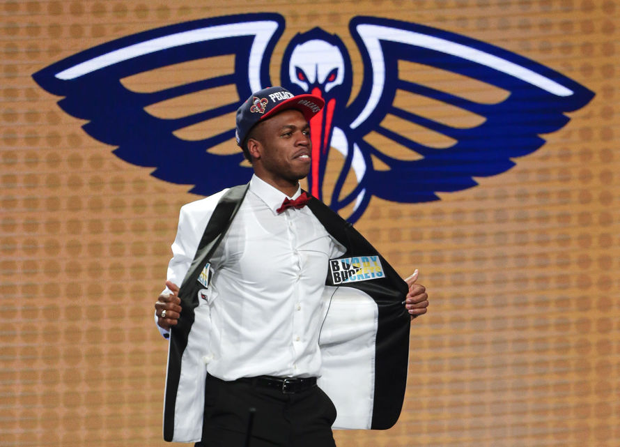 buddy hields pitiful new orleans pelicans debut 2016 images