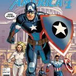 captain america comic image