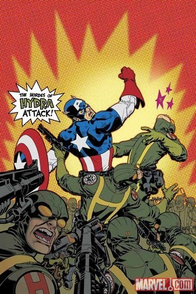 captain america fighting off men 2016