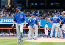 chicago cubs fall from grace mlb all star break 2016 images
