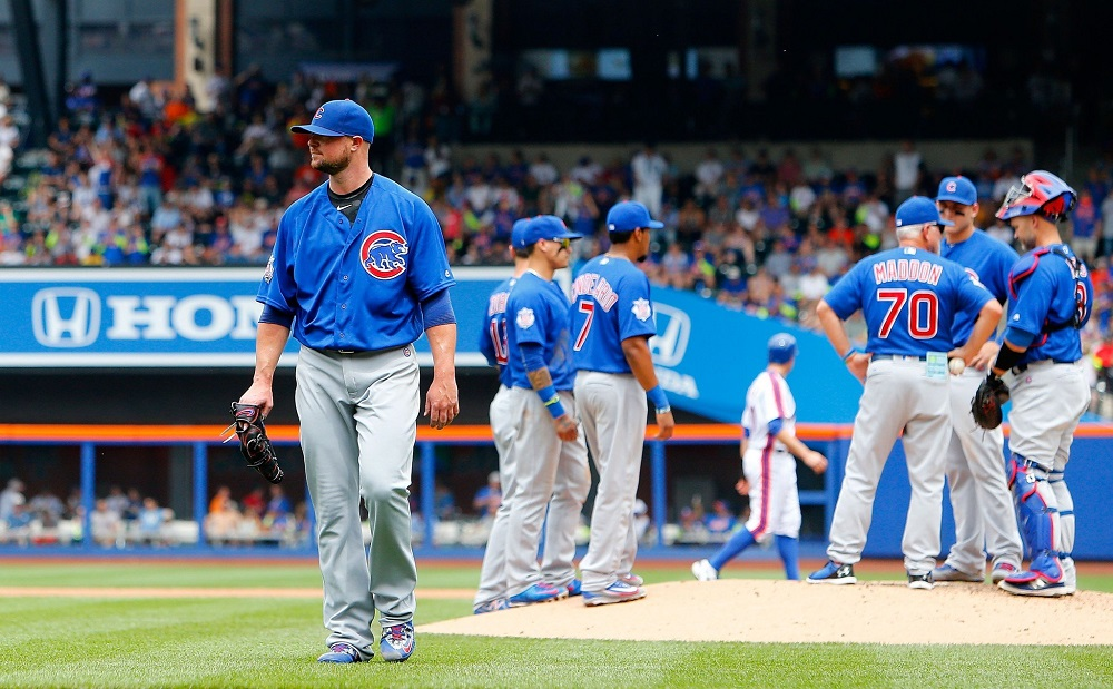 Chicago Cubs fall from grace: MLS All-Star break 2016 images