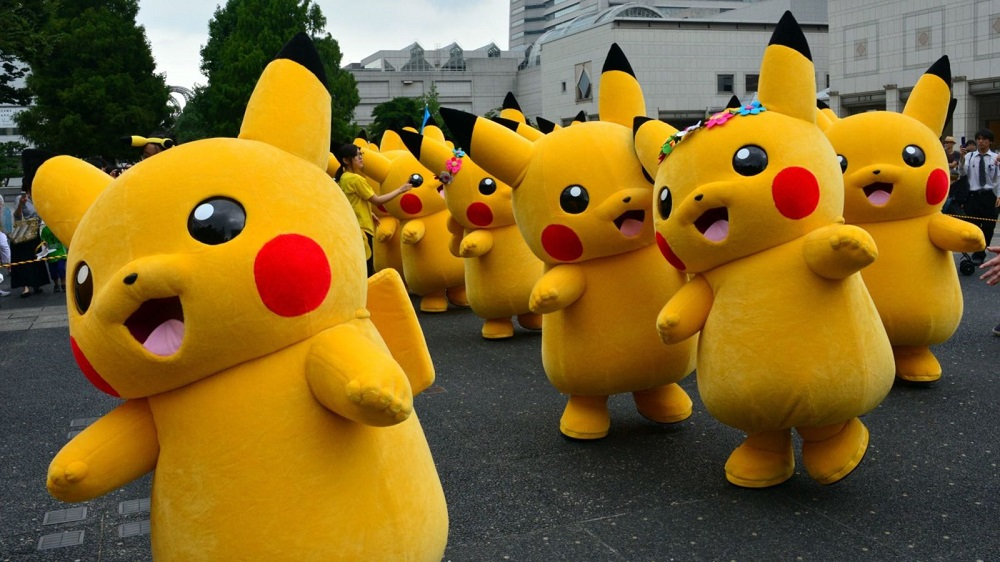 Could Pokemon Go be the solution for childhood obesity 2016 images
