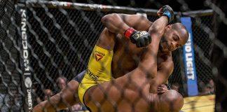 Daniel Cormier dominates Anderson Silva at UFC 200 2016 images