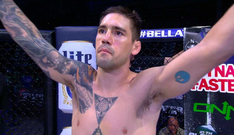 dave jansen cut from bellator