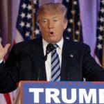 donald trump at 2016 republican convention