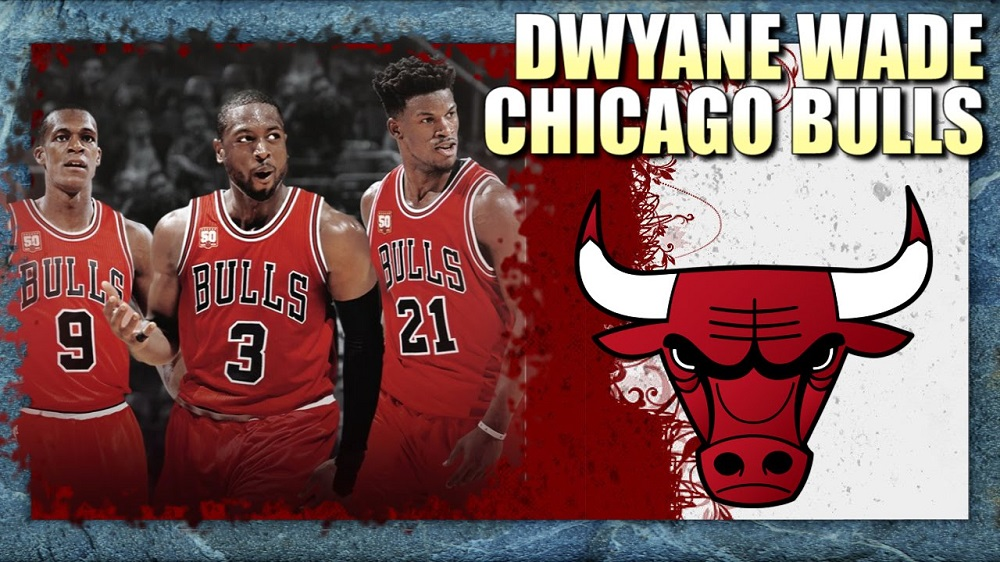 dwyane wade signs with chicago bulls proving nothing is sacred in the nba 2016 images