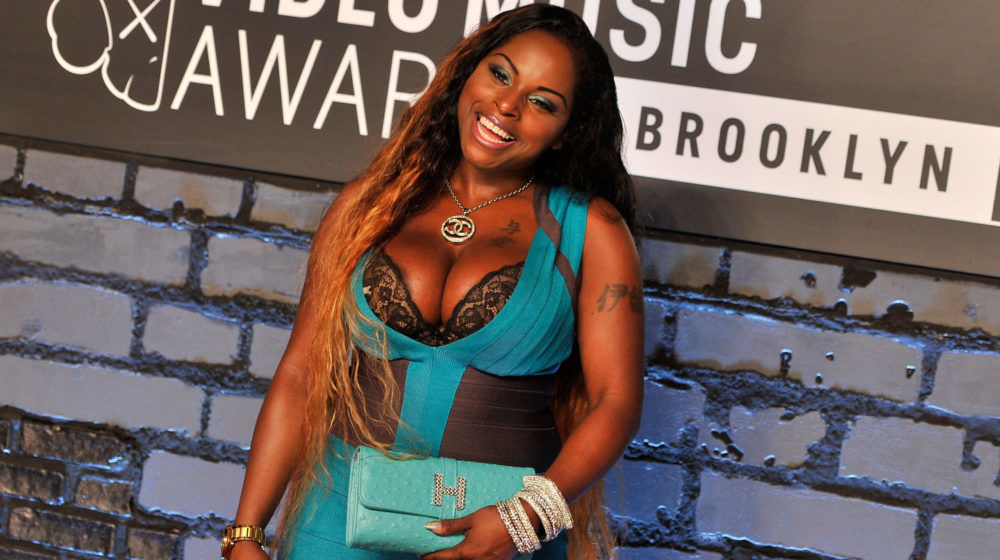 foxy brown not feeling vh1 2016 gossip
