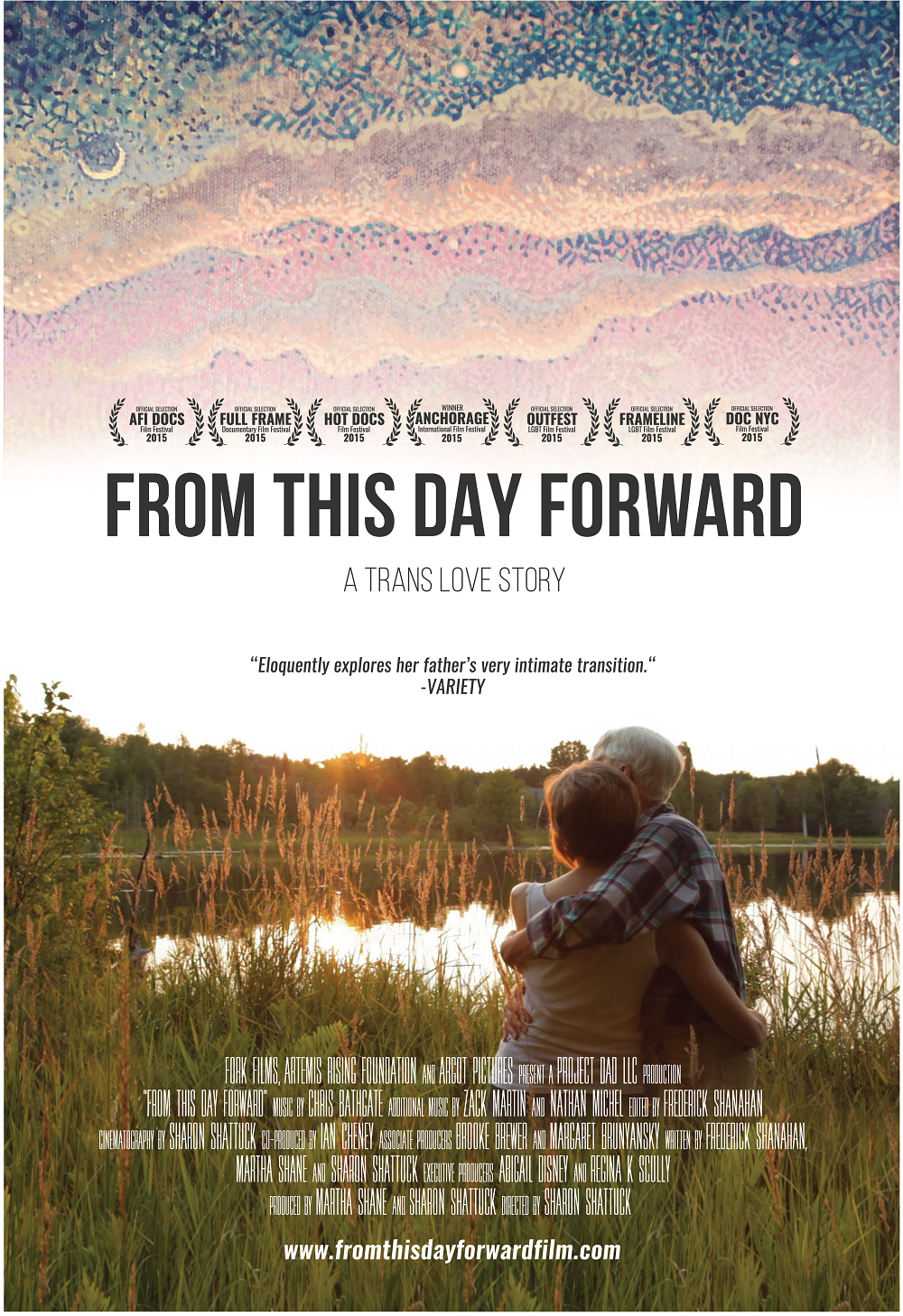 from this day forward poster art 2016