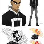 ghost rider prototype for agents of shield