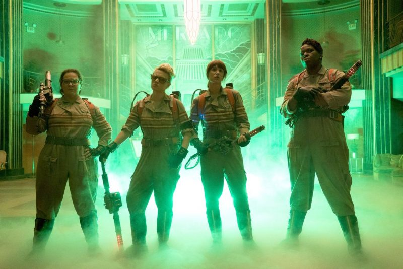 ghostbusters not the bomb people kept claiming