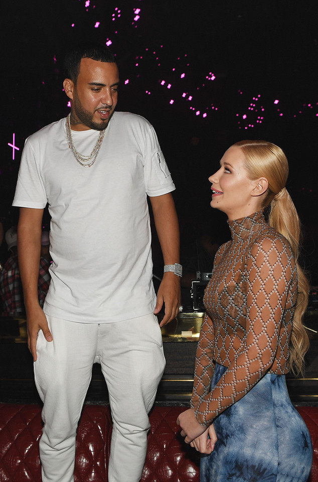 iggy azalea working up french montana 2016