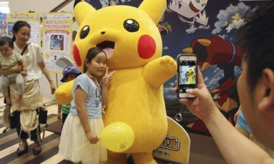japan getting nervous about pokemon go craze arriving 2016 images