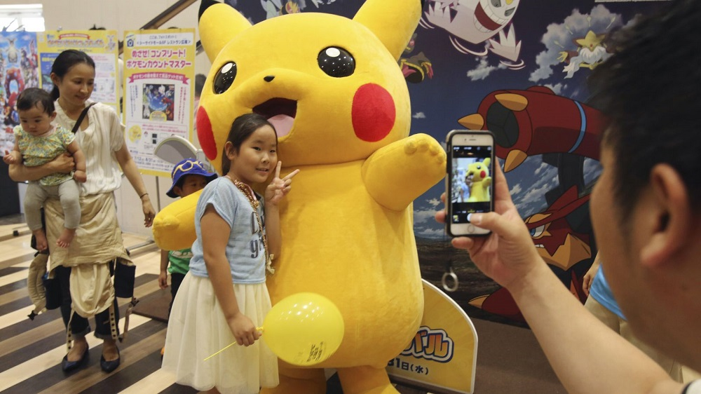 japan getting nervous about pokemon go craze arriving 2016 images