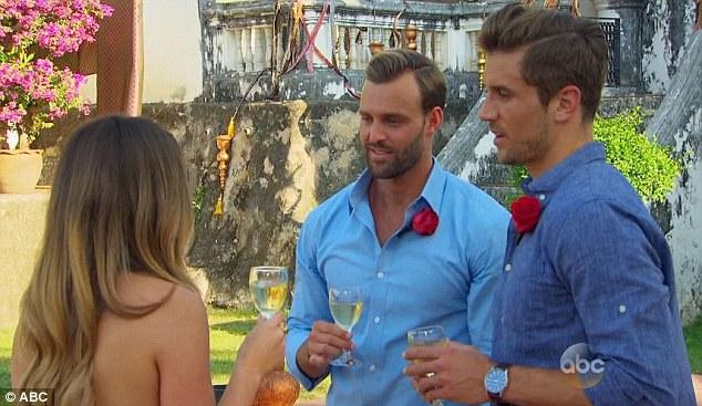 The Bachelorette 1209 JoJo Fletcher Down To Her Final Choice 2016 Images