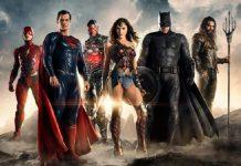 justice league gets a laugh at comic con 2016 images