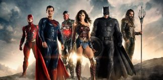 justice league gets a laugh at comic con 2016 images