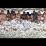 kanye west famous bodies