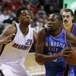 Kevin Durant, Hassan Whiteside Headline 2016 NBA Free Agency Period