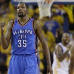 kevin durant joins warriors