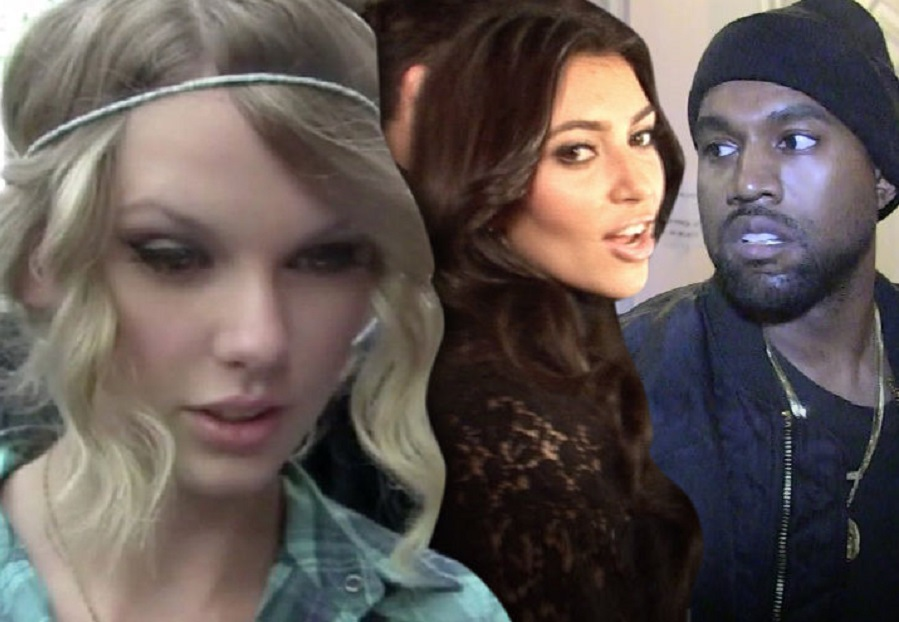 Kim Kardashian proves Taylor Swift lied and Kylie Jenner showing Lakers spirit 2016 gossip