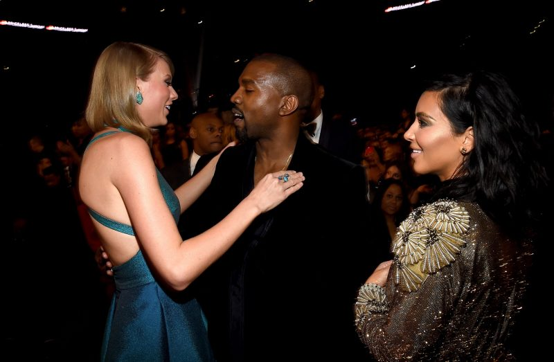 kuwtk taylor swift lies about kanye west