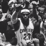 LeBron James happy with City of Cleveland again