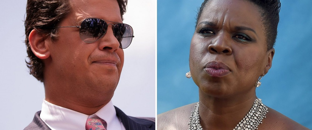 milo yiannopoulos keeps race issues alive with leslie jones 2016 images