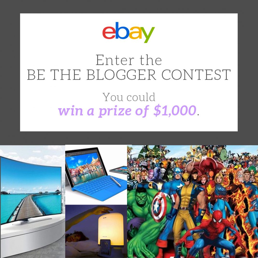movie tv tech geeks be the blogger 1K contest