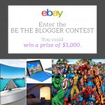 'Be the Blogger' eBay contest third winner hits