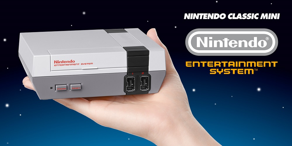 nintendo classic mini coming in november 2016
