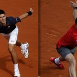 Novak Djokovic and Milos Raonic's path to semis at 2016 Rogers Cup