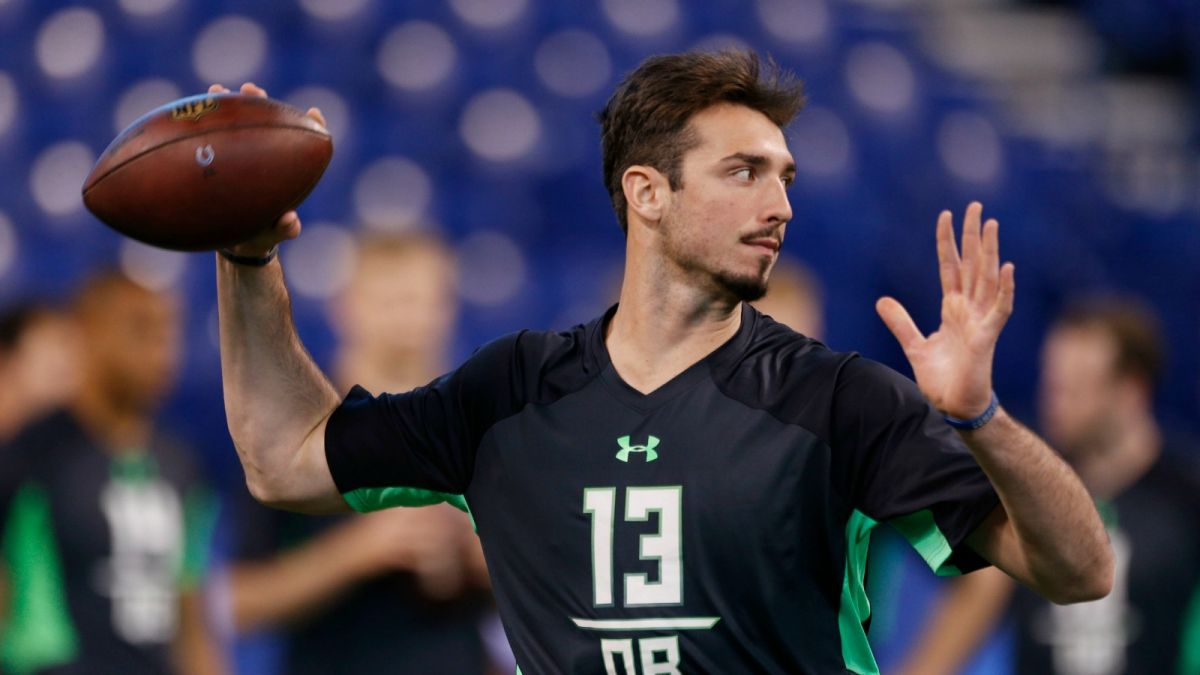 Broncos QB situation has Paxton Lynch confident he'll compete 2016 images