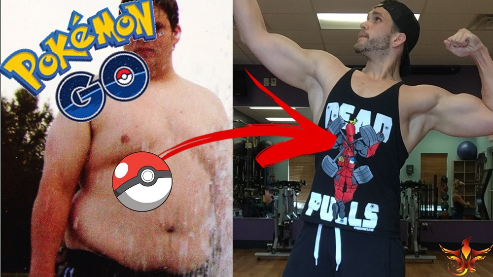 Pokemon Go: 4 Ways to burn fat faster to accelerate fat loss 2016 images