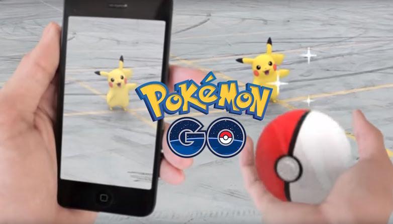 pokemon go with windows phone 2016