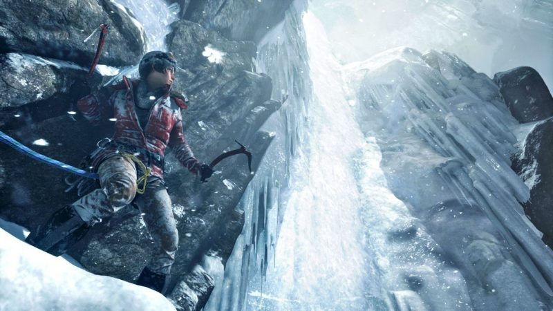 rise of the tomb raider 2016 images