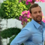 robby hayes sweat pit stains on bachelorette in thailand