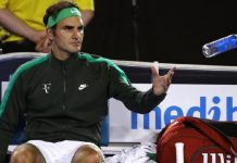 roger federer knee injury ends big four era on atp and olympics 2016 images