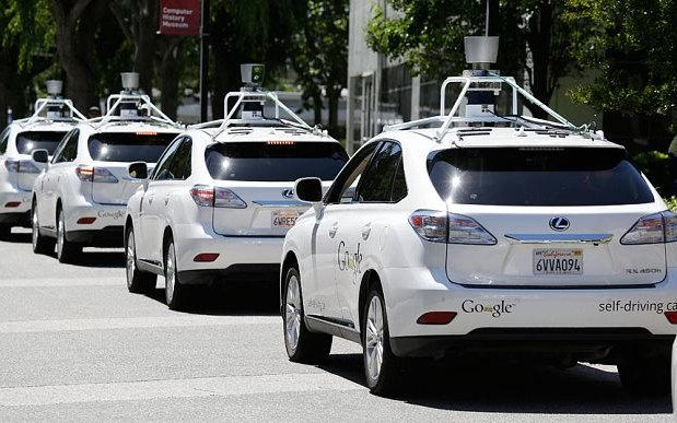 are self-driving cars really ready for prime time 2016 tech images