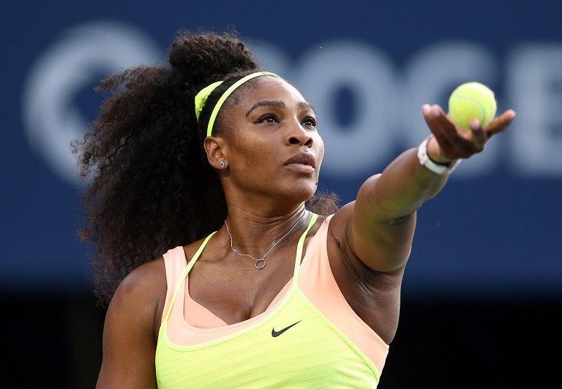 shoulder injury keeps serena williams out of rogers cup 2016