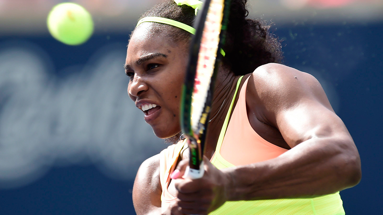 Shoulder injury keeps Serena Williams out of Rogers Cup 2016 images