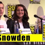 'Snowden' and Joseph Gordon-Levitt give Comic-Con a serious panel