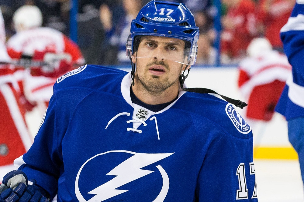 Tampa Bay Lightning keep Alex Killorn for seven more years at  million 2016 images