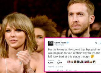 taylor swift sends calvin harris into twitter rage 2016 gossip