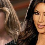 taylor swift vs kim kardashian 2016